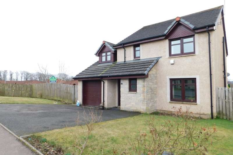 4 Bedrooms Detached House for sale in Castledyke Road, Carstairs, Lanark, ML11
