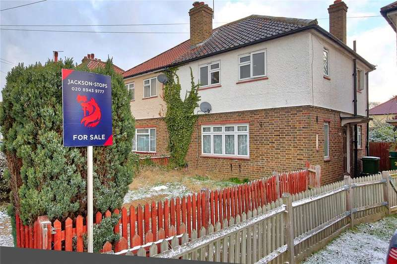 3 Bedrooms Semi Detached House for sale in Fortescue Avenue, Twickenham, TW2