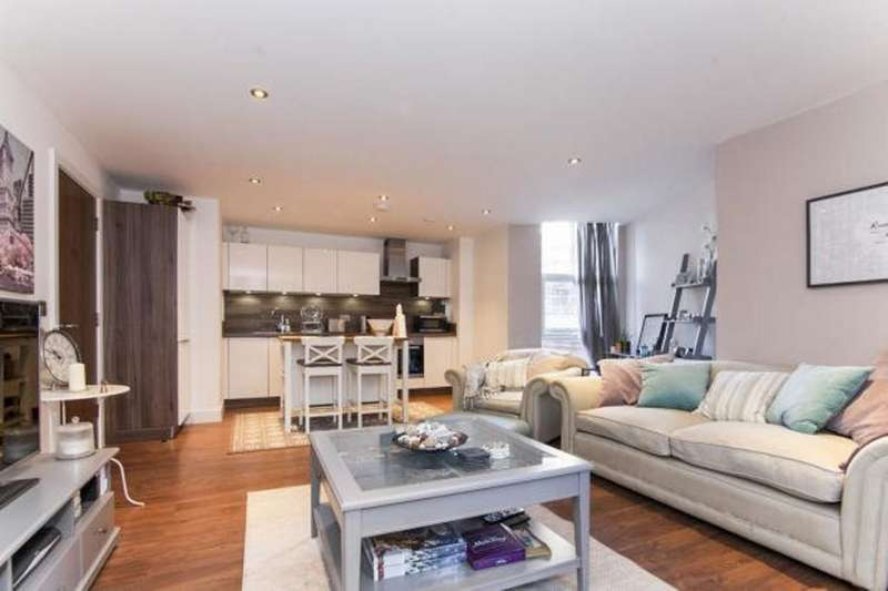 1 Bedroom Apartment Flat for sale in Manchester City Centre