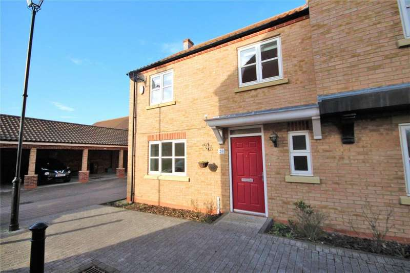 3 Bedrooms Semi Detached House for rent in Bygott Walk, New Waltham, DN36