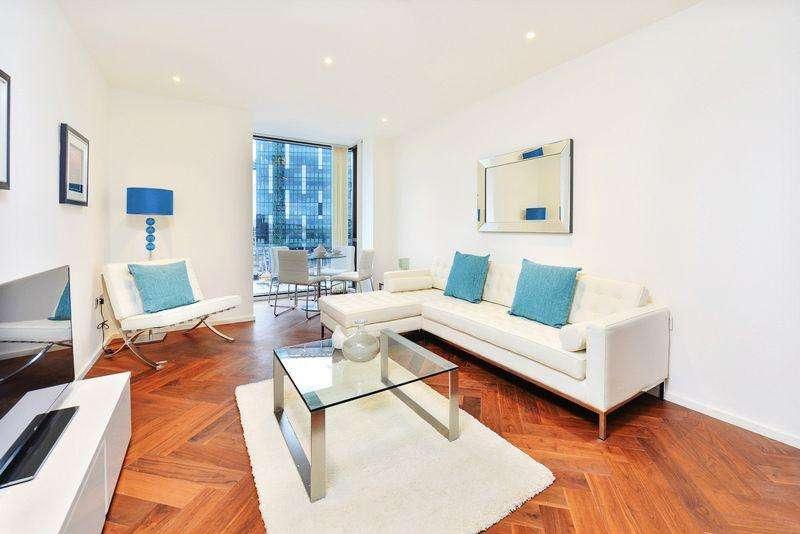 1 Bedroom Apartment Flat for sale in Ambassador Building, Embassy Gardens, Nine Elms