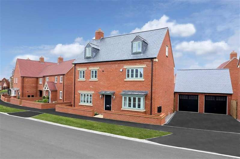 5 Bedrooms Detached House for sale in 46, Juno Crescent, Brackley
