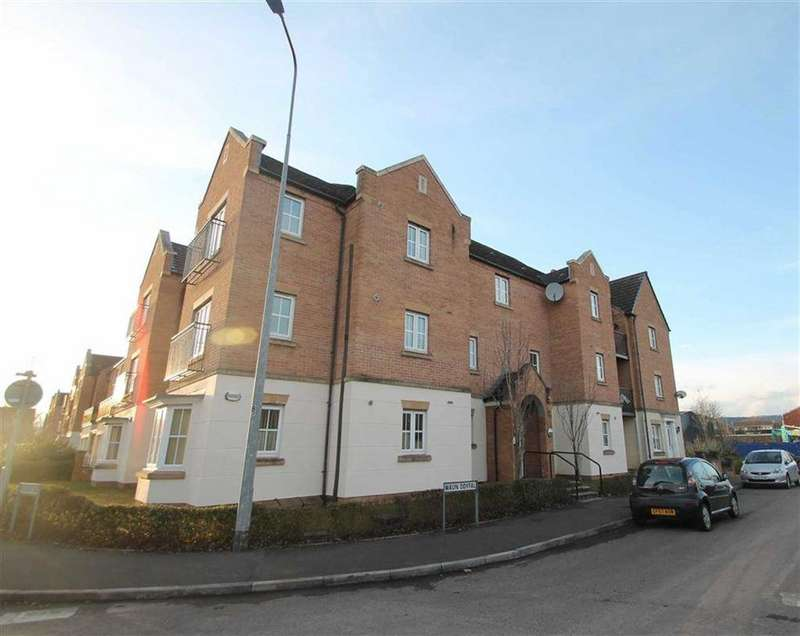 2 Bedrooms Flat for sale in Waun Ddyfal, Cardiff
