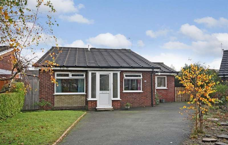 2 Bedrooms Detached Bungalow for rent in Sandringham Avenue, Oswestry