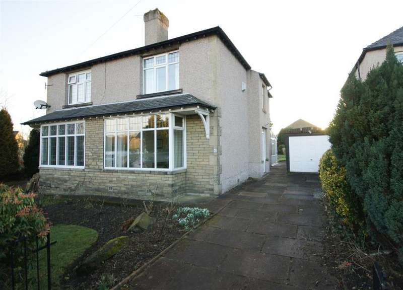 3 Bedrooms Semi Detached House for sale in Rydings Avenue, Brighouse