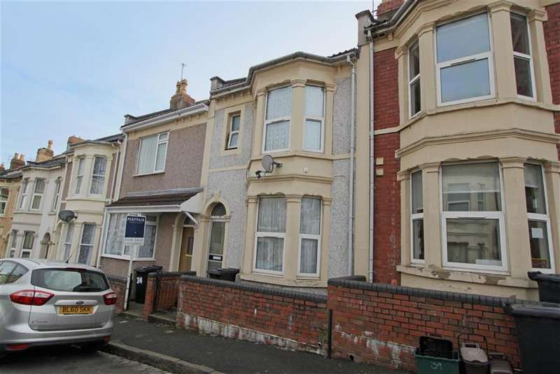 3 Bedrooms Terraced House for sale in Nicholas Road, Easton, Bristol