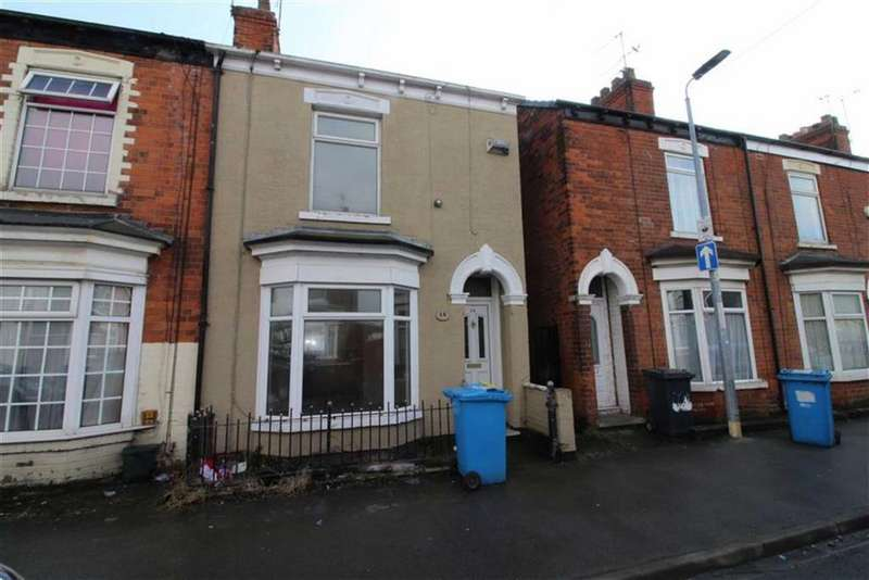2 Bedrooms End Of Terrace House for sale in Rosmead Street, Hull, East Yorkshire