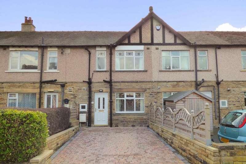 3 Bedrooms Terraced House for sale in 74 West Avenue, Lightcliffe HX3 8TJ