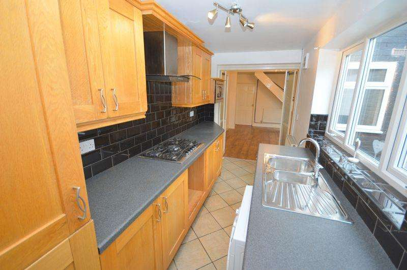 2 Bedrooms Terraced House for sale in Moorfield Road, Widnes