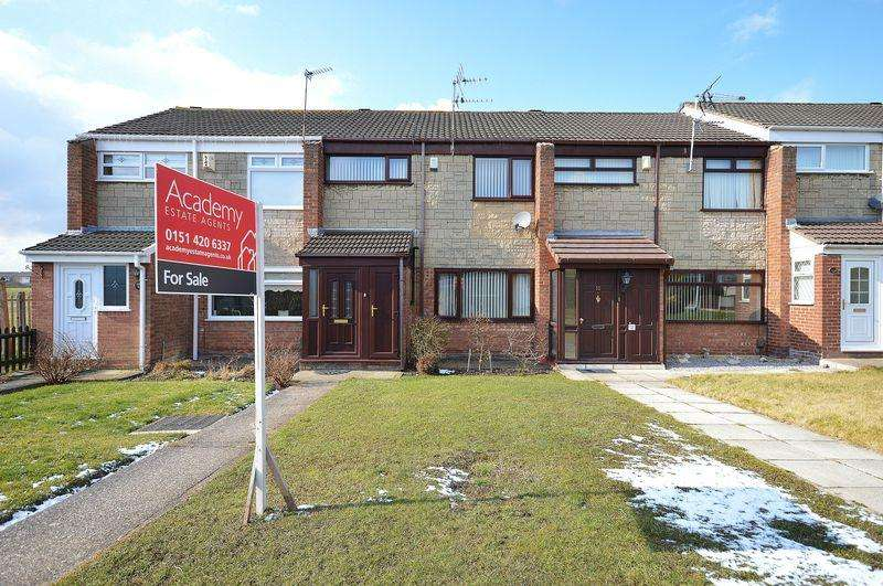 3 Bedrooms Terraced House for sale in Cradley, Widnes