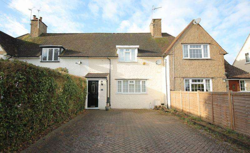 2 Bedrooms Terraced House for sale in Walton on the Hill