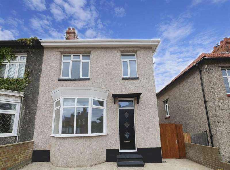 3 Bedrooms Semi Detached House for sale in Bainbridge Holme Road, Ashbrooke, Sunderland