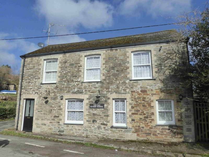 3 Bedrooms Detached House for rent in Ladock, Truro, Cornwall, TR2