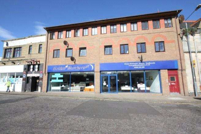 2 Bedrooms Flat for sale in 14C River Street, Ayr, South Ayrshire, KA8