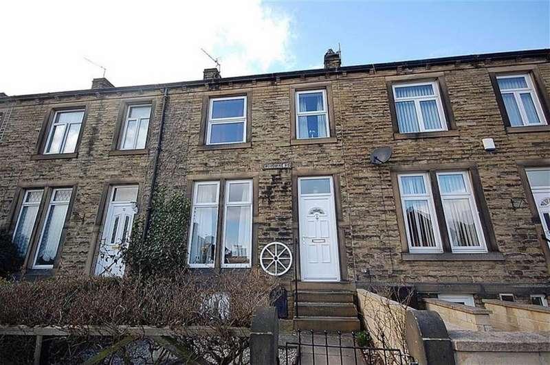 3 Bedrooms Terraced House for sale in Woodbine Road, Fartown, Huddersfield, HD1