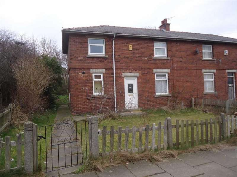 3 Bedrooms Semi Detached House for sale in Crawford Avenue, Bradford, West Yorkshire, BD6