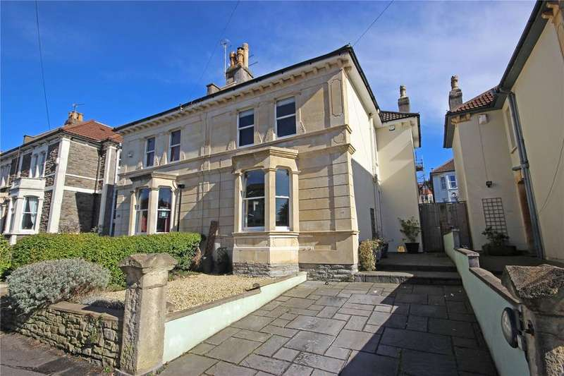 3 Bedrooms Semi Detached House for sale in North Road, St Andrews, Bristol, BS6