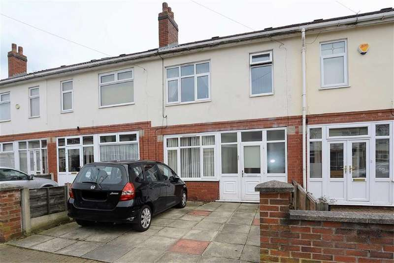 3 Bedrooms Terraced House for sale in Thornbury Road, STRETFORD