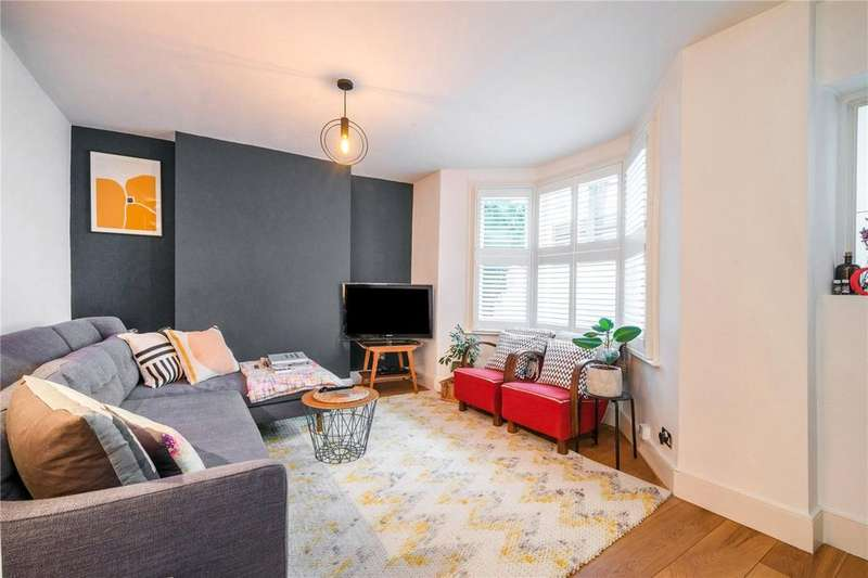 2 Bedrooms Flat for sale in Rodwell Road, East Dulwich, London, SE22
