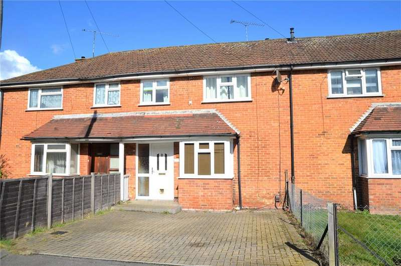 3 Bedrooms Terraced House for sale in Stone Street, Reading, Berkshire, RG30