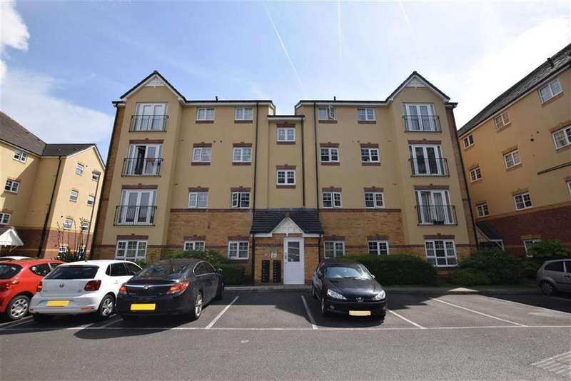2 Bedrooms Apartment Flat for sale in Montague Road, Manchester, M16