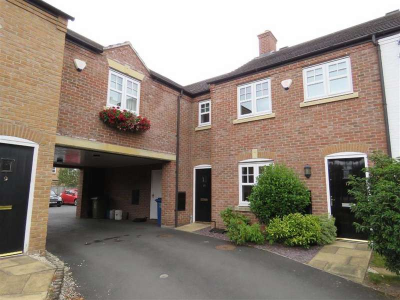 2 Bedrooms Semi Detached House for rent in Alson Street, Penley, LL13