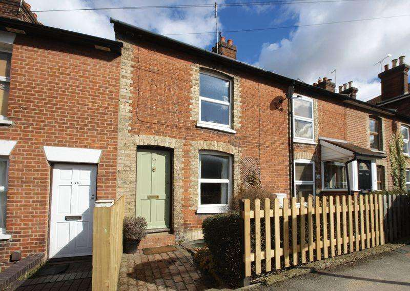 2 Bedrooms Terraced House for sale in Pembury Road, Tonbridge