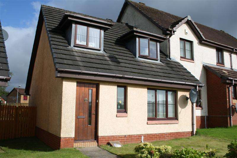 3 Bedrooms End Of Terrace House for rent in Glen Rosa Gardens, Craigmarloch, Cumbrnauld G68