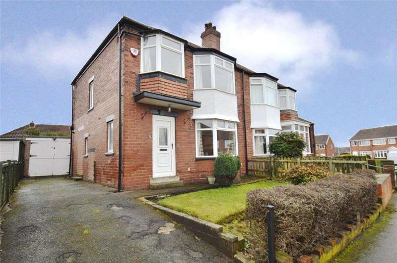 3 Bedrooms Semi Detached House for sale in Eden Crescent, Leeds, West Yorkshire