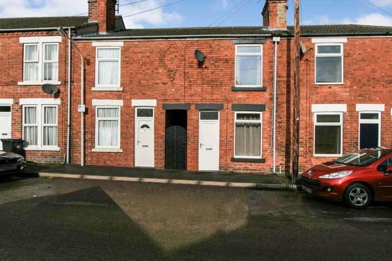 2 Bedrooms Terraced House for sale in Hardwick Street, Chesterfield, S41 7ND