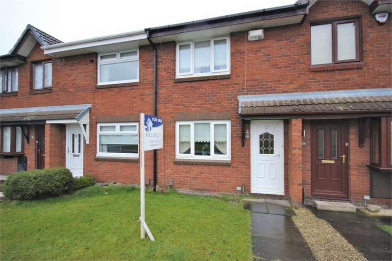 2 Bedrooms Terraced House for sale in Eltham Close, WIDNES, Cheshire