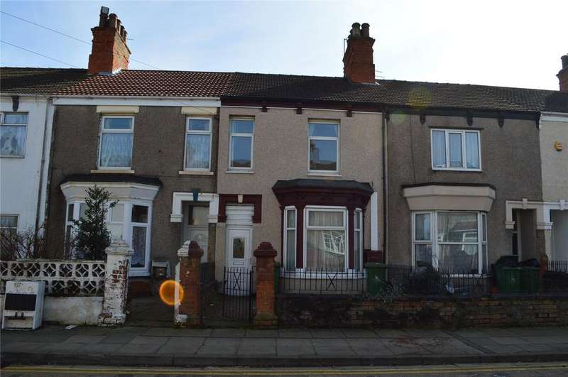 7 Bedrooms End Of Terrace House for sale in Park Street, Cleethorpes, DN35