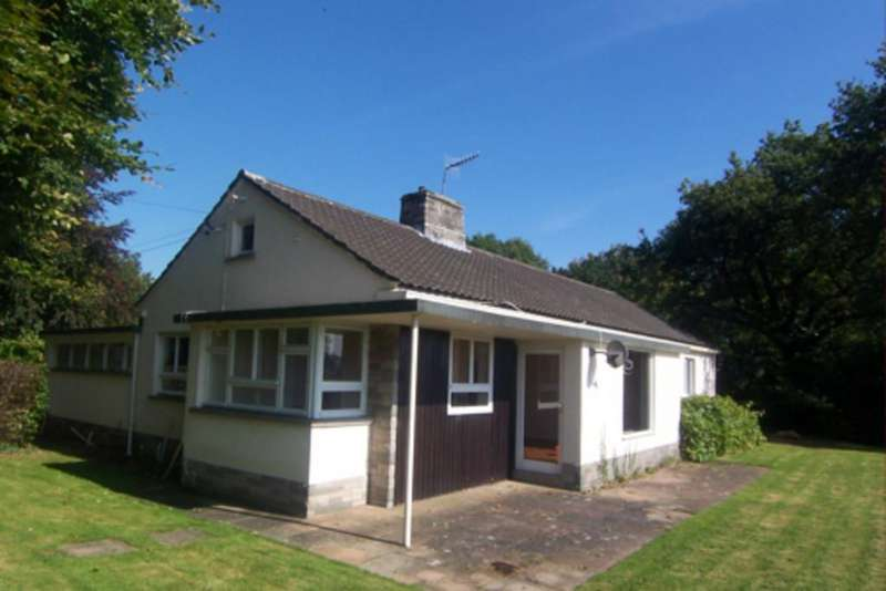 3 Bedrooms Detached Bungalow for rent in Coed Morgan, Abergavenny
