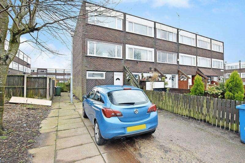 3 Bedrooms End Of Terrace House for sale in Fenwick Lane, Runcorn