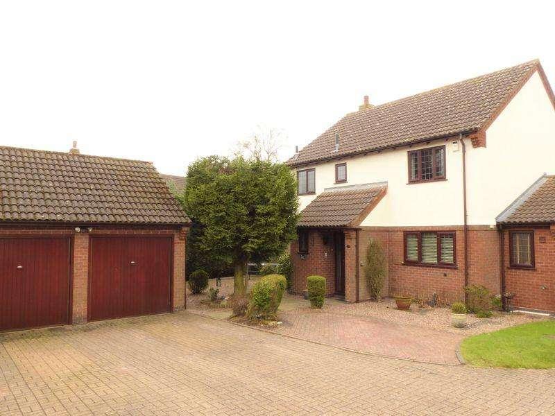3 Bedrooms Detached House for sale in Pavillion Close, Aldridge