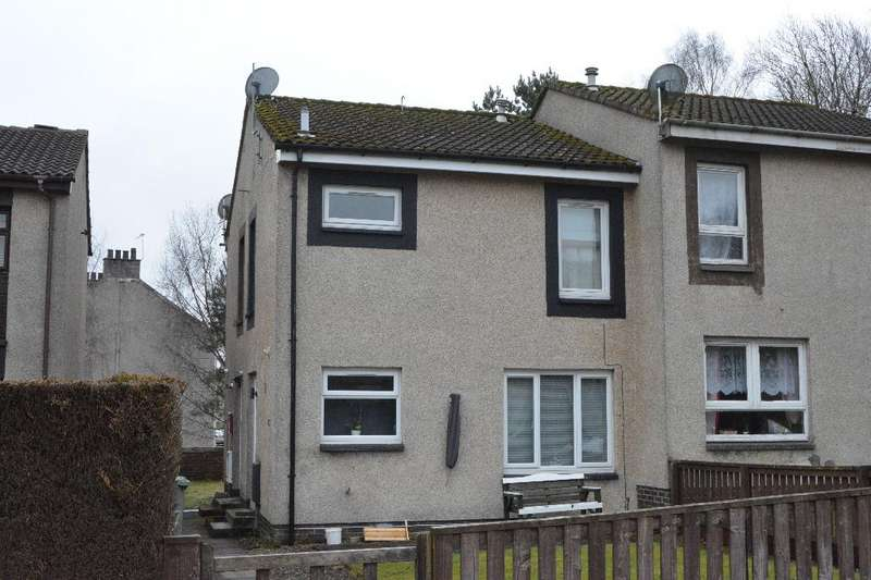 1 Bedroom Villa House for sale in Rowan Crescent, Falkirk, Falkirk, FK1 4RU