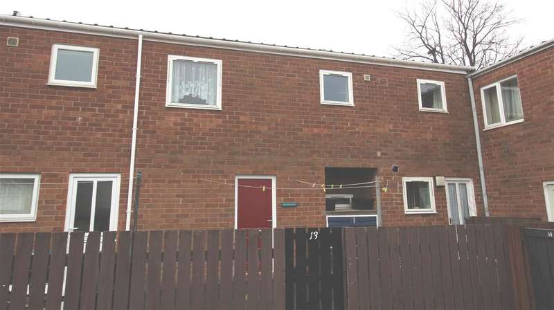 3 Bedrooms Flat for sale in Belvedere Court, Heaton, Newcastle Upon Tyne