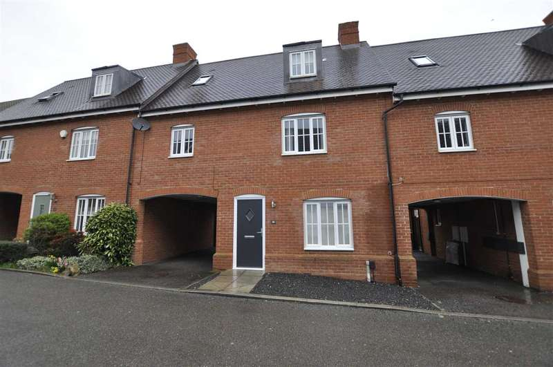 4 Bedrooms Link Detached House for sale in Eastwood Park, Great Baddow