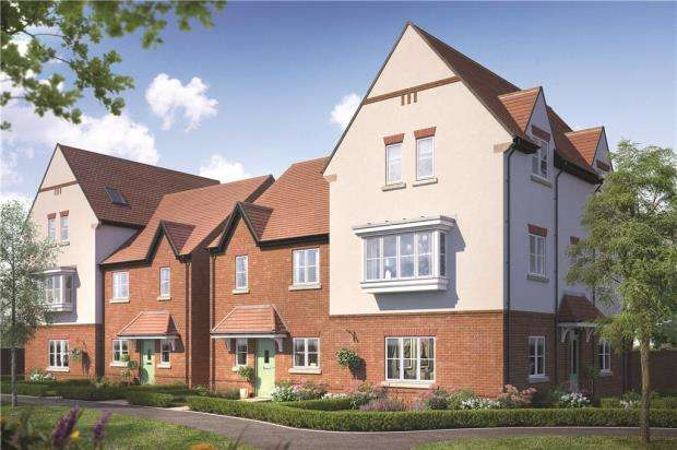 4 Bedrooms Semi Detached House for sale in Woodhurst Park, Warfield, Berkshire