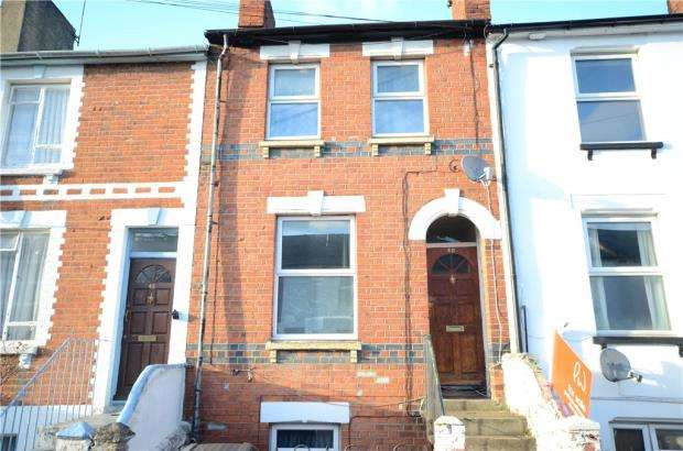 4 Bedrooms Terraced House for sale in William Street, Reading, Berkshire