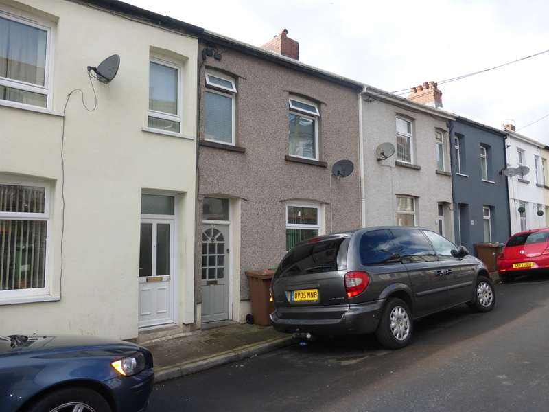 2 Bedrooms Terraced House for sale in Edward Terrace, Abertridwr, Caerphilly