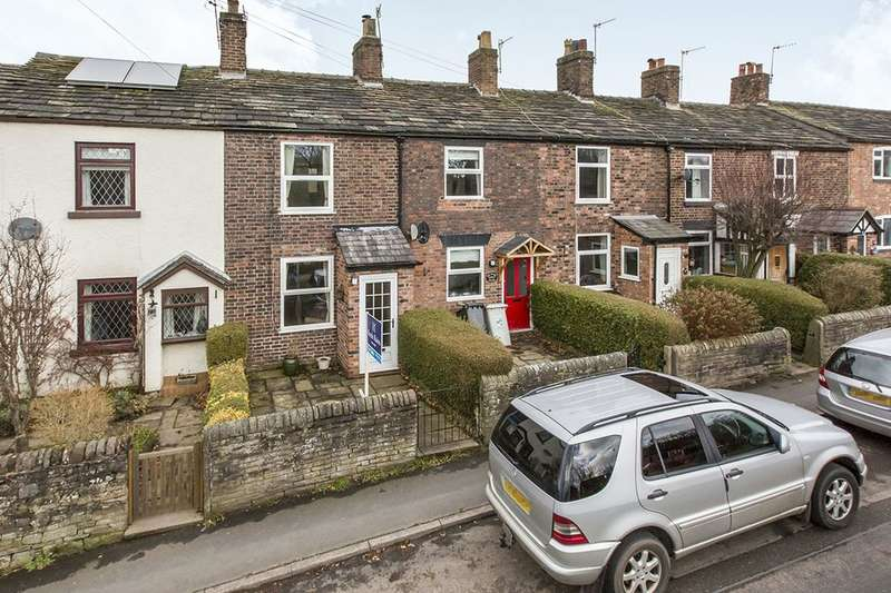 2 Bedrooms Terraced House for sale in Langley Road, Langley, Macclesfield, SK11