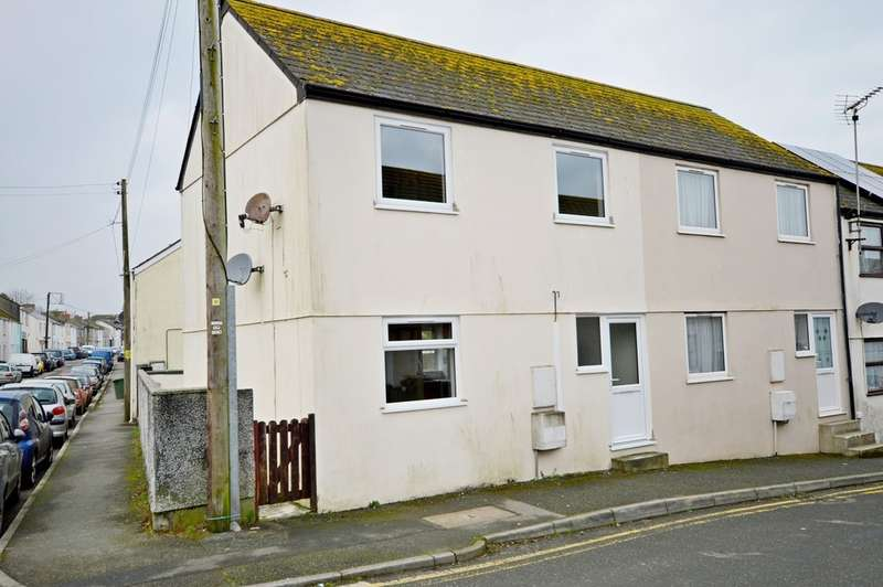 2 Bedrooms Semi Detached House for rent in Chapel Lane, Hayle