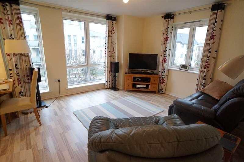 1 Bedroom Flat for sale in Springhead Parkway, Northfleet, Gravesend, Kent, DA11