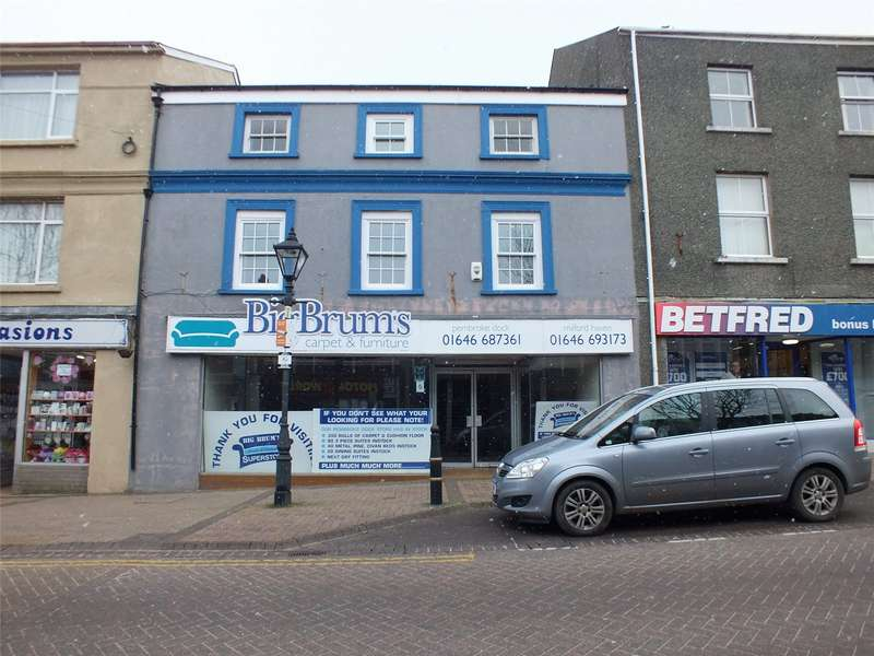 Office Commercial for sale in Charles Street, Milford Haven, Pembrokeshire