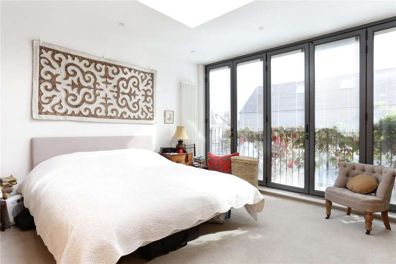 4 Bedrooms Terraced House for sale in Saville Road, Chiswick, London, W4