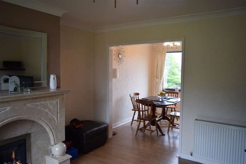 3 Bedrooms Semi Detached House for sale in Derwent Park, Great Broughton, Cockermouth