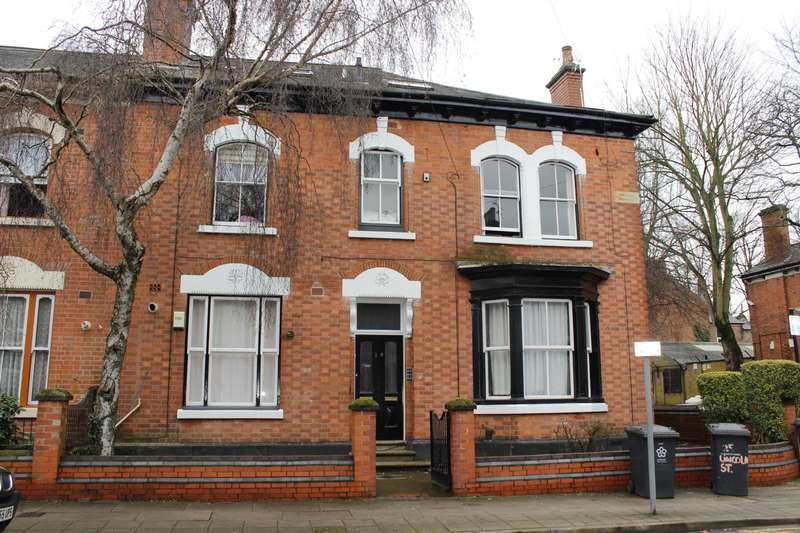 1 Bedroom Flat for sale in Lincoln Street, Leicester