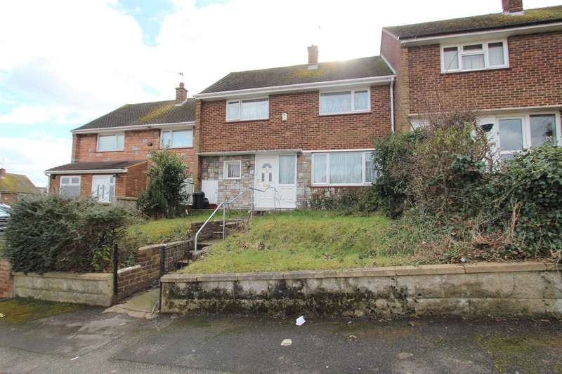 3 Bedrooms Terraced House for sale in Mungo Park Road, Gravesend