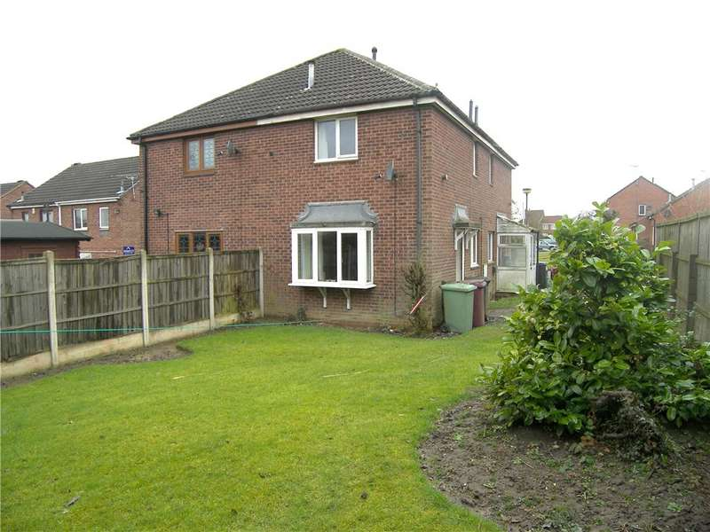 1 Bedroom House for sale in Elmhurst Avenue, Broadmeadows, Alfreton, Derbyshire, DE55